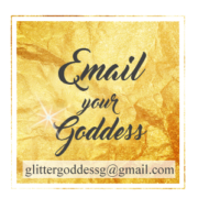 Gold Email Your Goddess Button