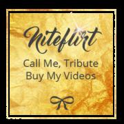 Gold Niteflirt Button