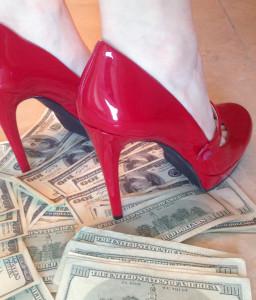 money heels sm