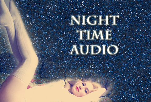 Glitter Goddess Addiction night time audio
