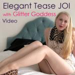 Elegant Tease JOI Cover