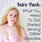 Glitter Goddess