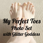 My Perfect Toes Glitter Goddess