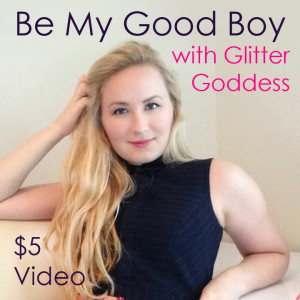 Be My Good Boy Cover