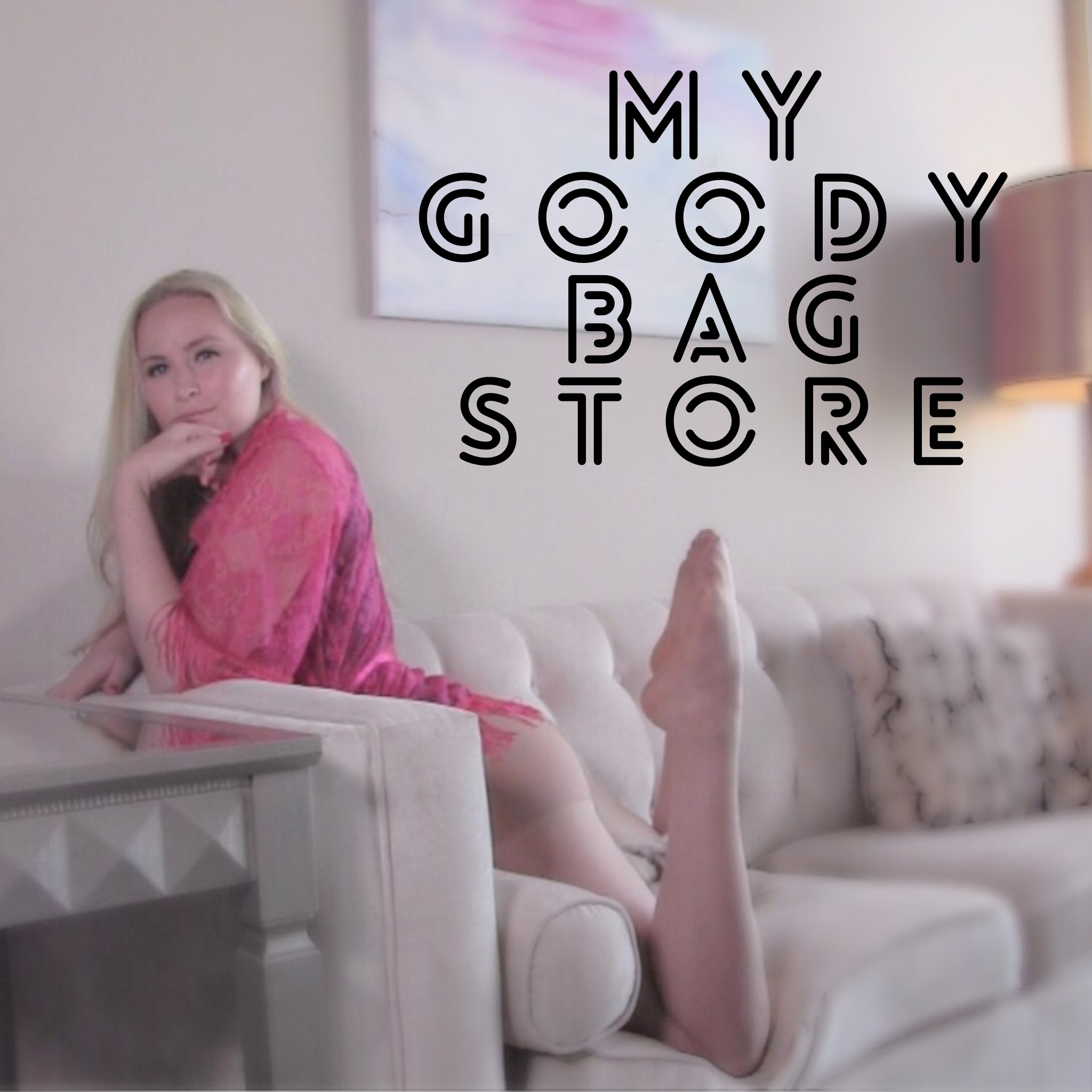 Glitter Goddess Goody Bag Store