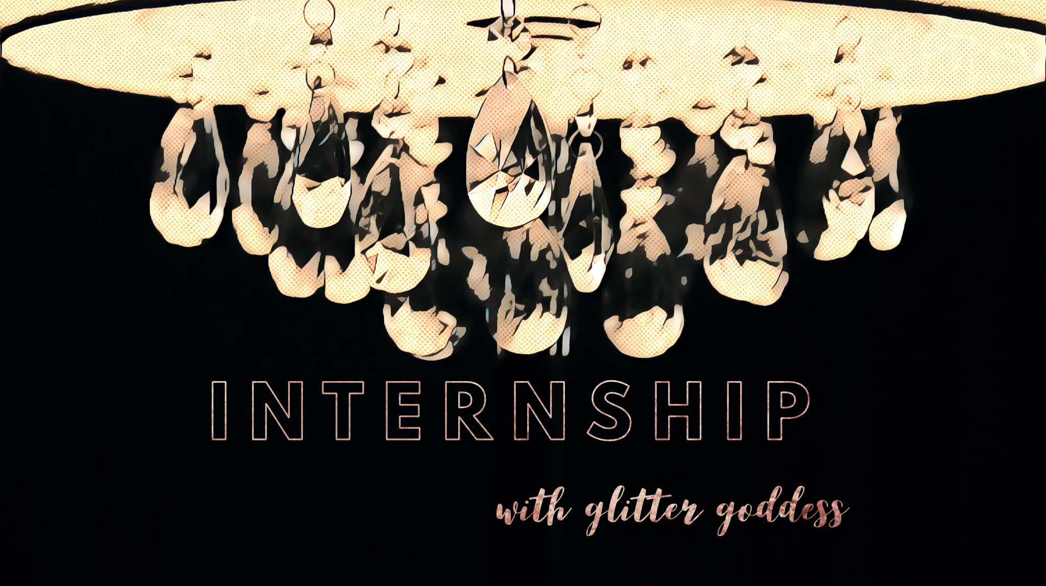 Internship with Glitter Goddess